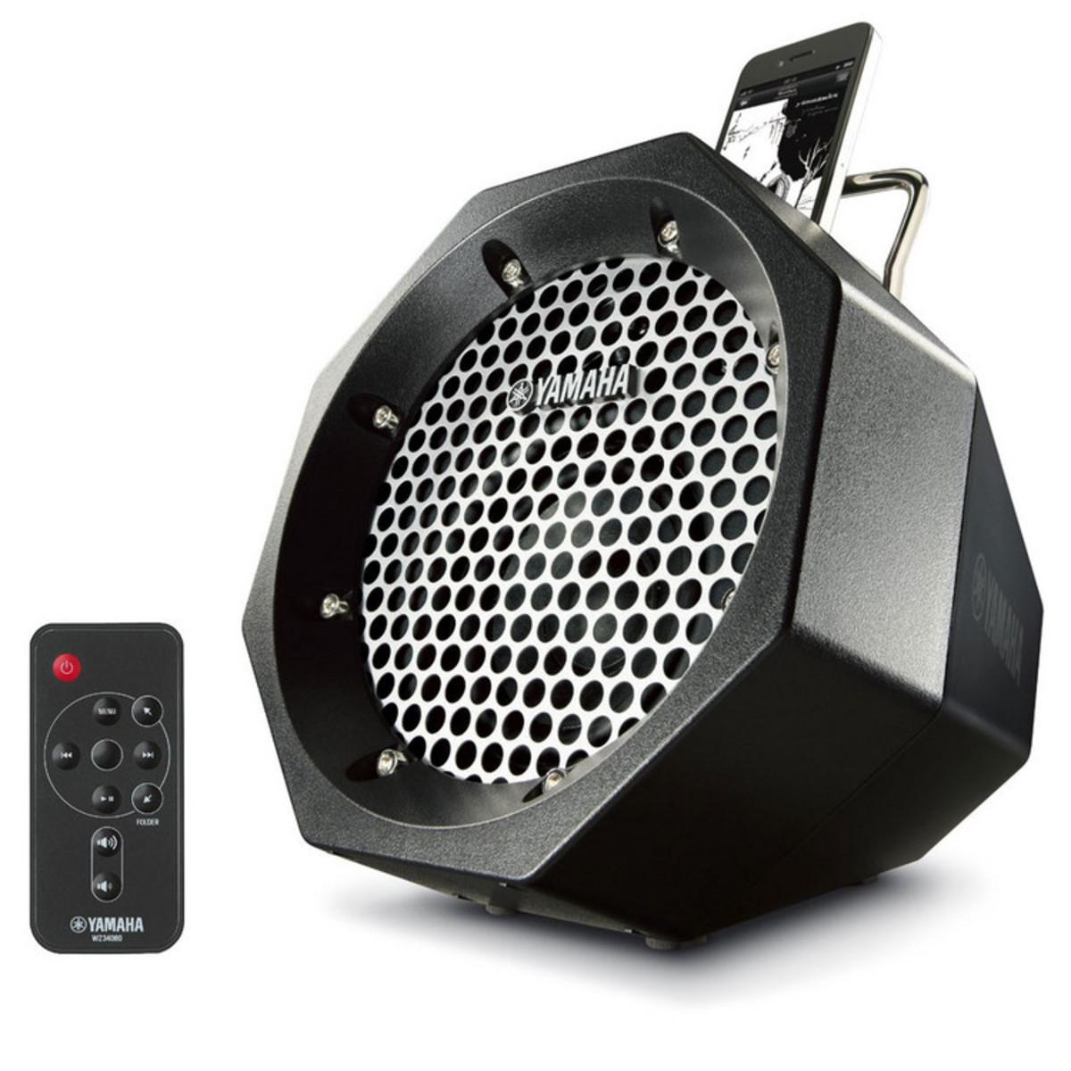 Yamaha Octagon Boombox