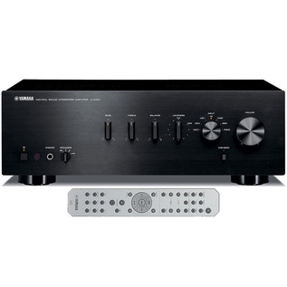 Yamaha A-S300 Amplifier, Black