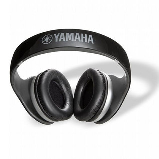 Yamaha HPH-PRO500 Premium High-Fidelity Over-Ear Headphones, Black