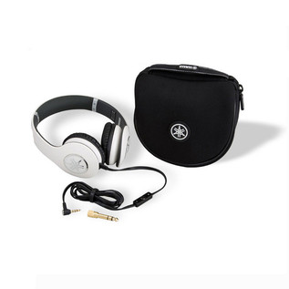 Yamaha HPH-PRO300 High-Fidelity On-Ear Headphone, White