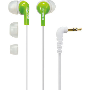 Yamaha EPH-20 Headphones, Green