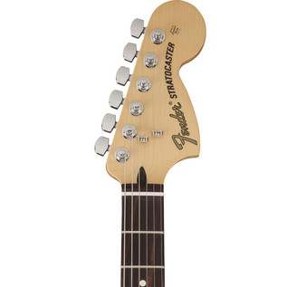 Fender Deluxe Roadhouse Stratocaster, RW, Sonic Blue