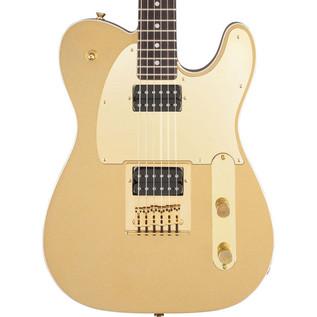 Fender J5 Telecaster, RW, Frost Gold