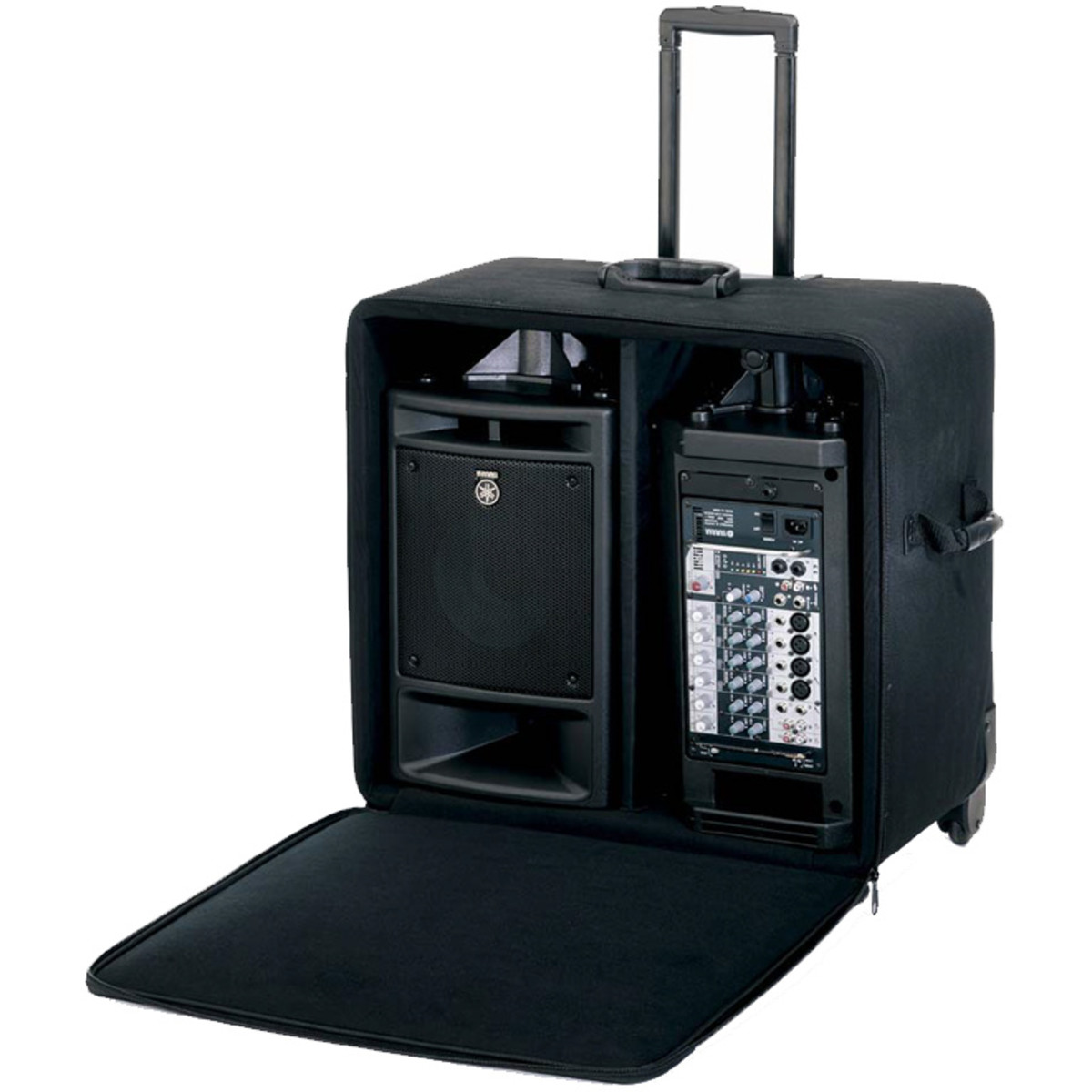 Yamaha stagepas 400i pa system carry case nearly new at for Yamaha stagepas 400i price