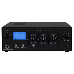 Ashdown PiBass-240 Bass Amp Head