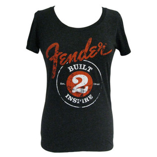 Fender Ladies Built 2 Inspire T-Shirt, Large