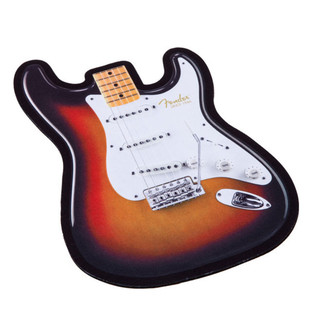 Fender Mouse Pad, Strat Body