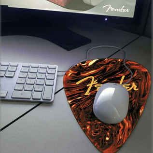 Fender Mouse Pad, Medium Pick