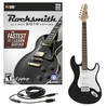 Rocksmith 2014 PC/MAC + 3/4 LA Electric Guitar, Black