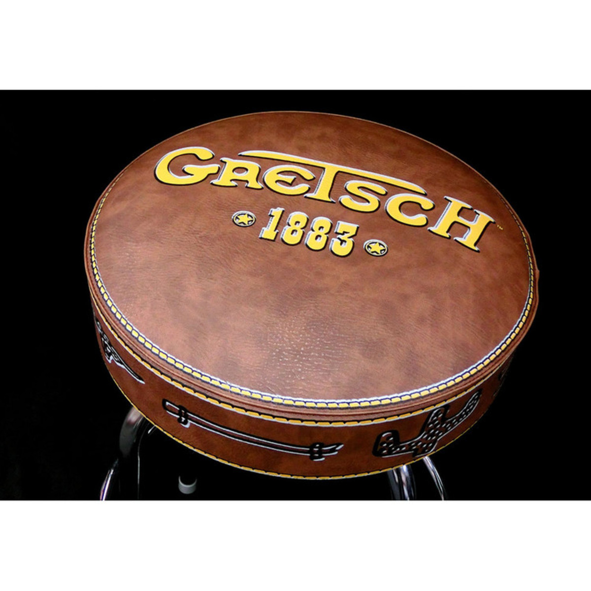 Gretsch 1883 24 Inch Bar Stool At Gear4music Com