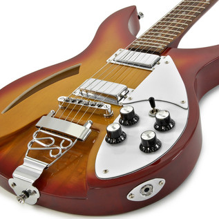 Santa Ana Electric Guitar by Gear4music