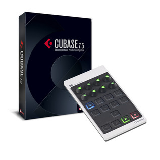 Steinberg Cubase 7.5  and CMC-QC