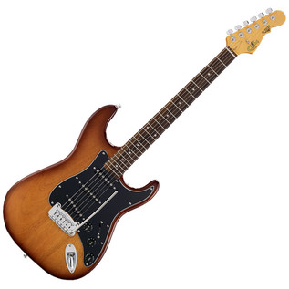 G & L Tribute S 500, RW, Tobacco Sunburst