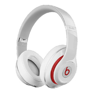 Beats by Dre Studio 2.0 Over-Ear Headphones, White