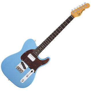 G&L Tribute ASAT Classic Blues Boy, RW, Lake Placid Blue