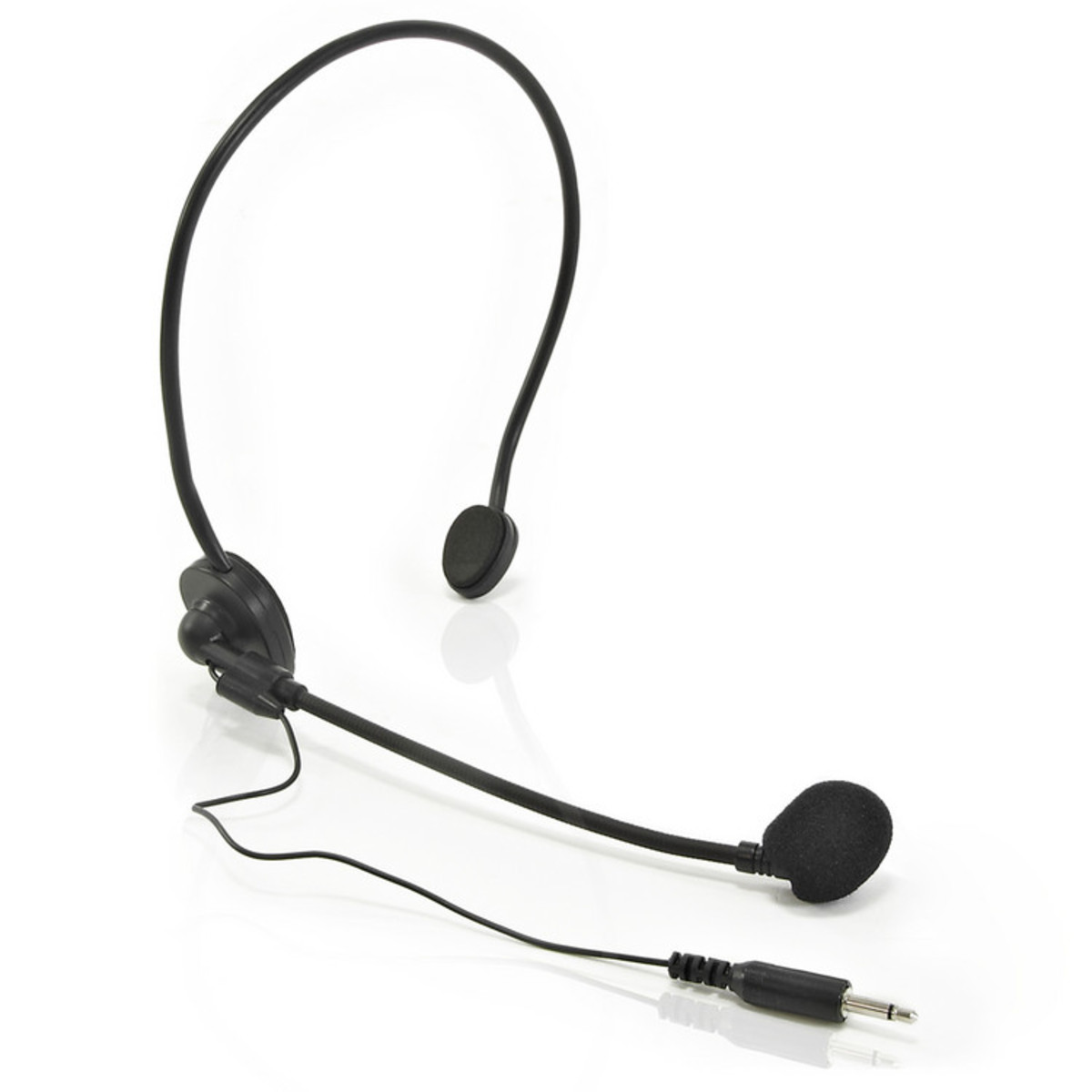wireless mic headset lavalier mic system by gear4music nearly new at. Black Bedroom Furniture Sets. Home Design Ideas