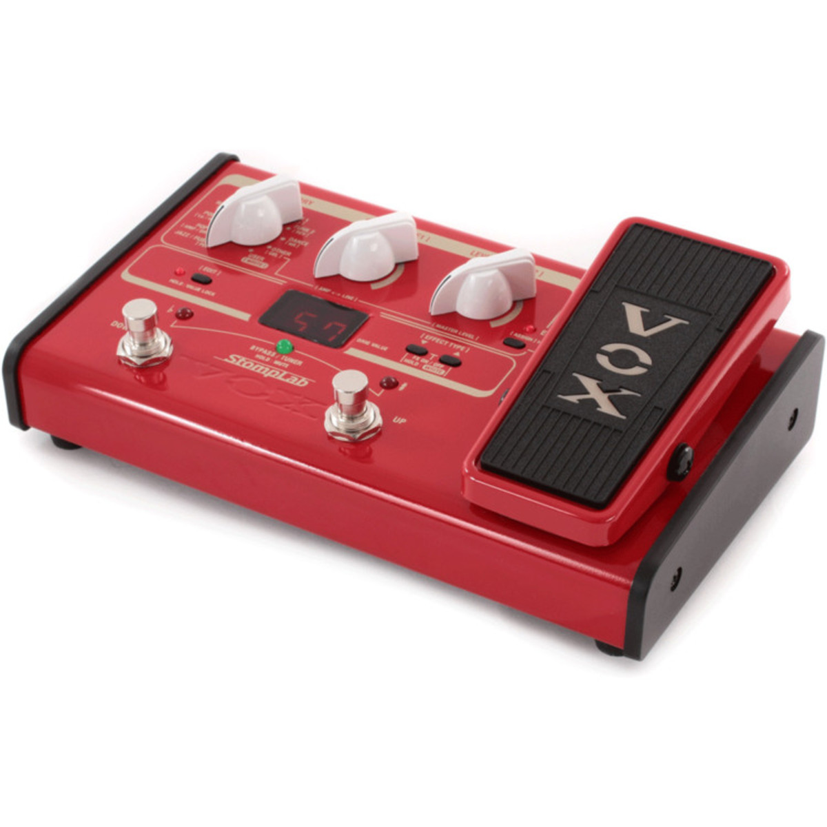 vox stomplab iib bass guitar multi effects with expression pedal at. Black Bedroom Furniture Sets. Home Design Ideas