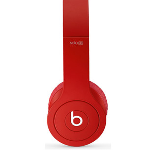 Beats by Dre Solo HD RED Edition On Ear Headphones