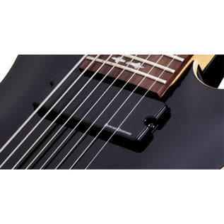 Schecter Omen 8 Active, Black