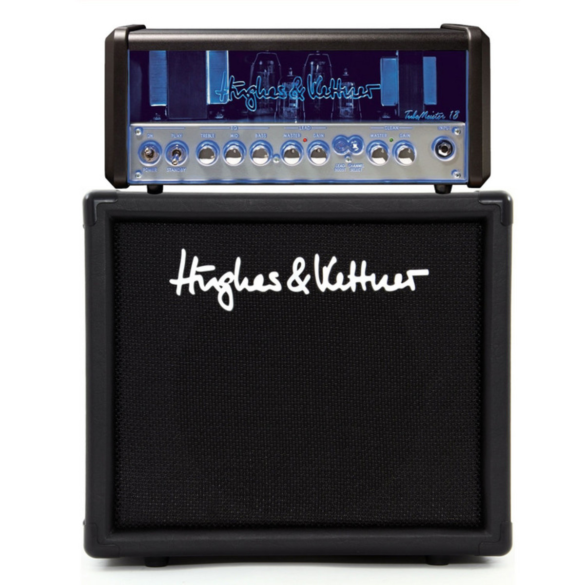 hughes and kettner tm18h tubemeister 18 amp head and 1x10 cab bundle at. Black Bedroom Furniture Sets. Home Design Ideas