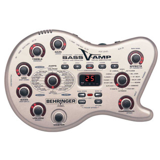 Behringer Bass V-Amp Bass Effects