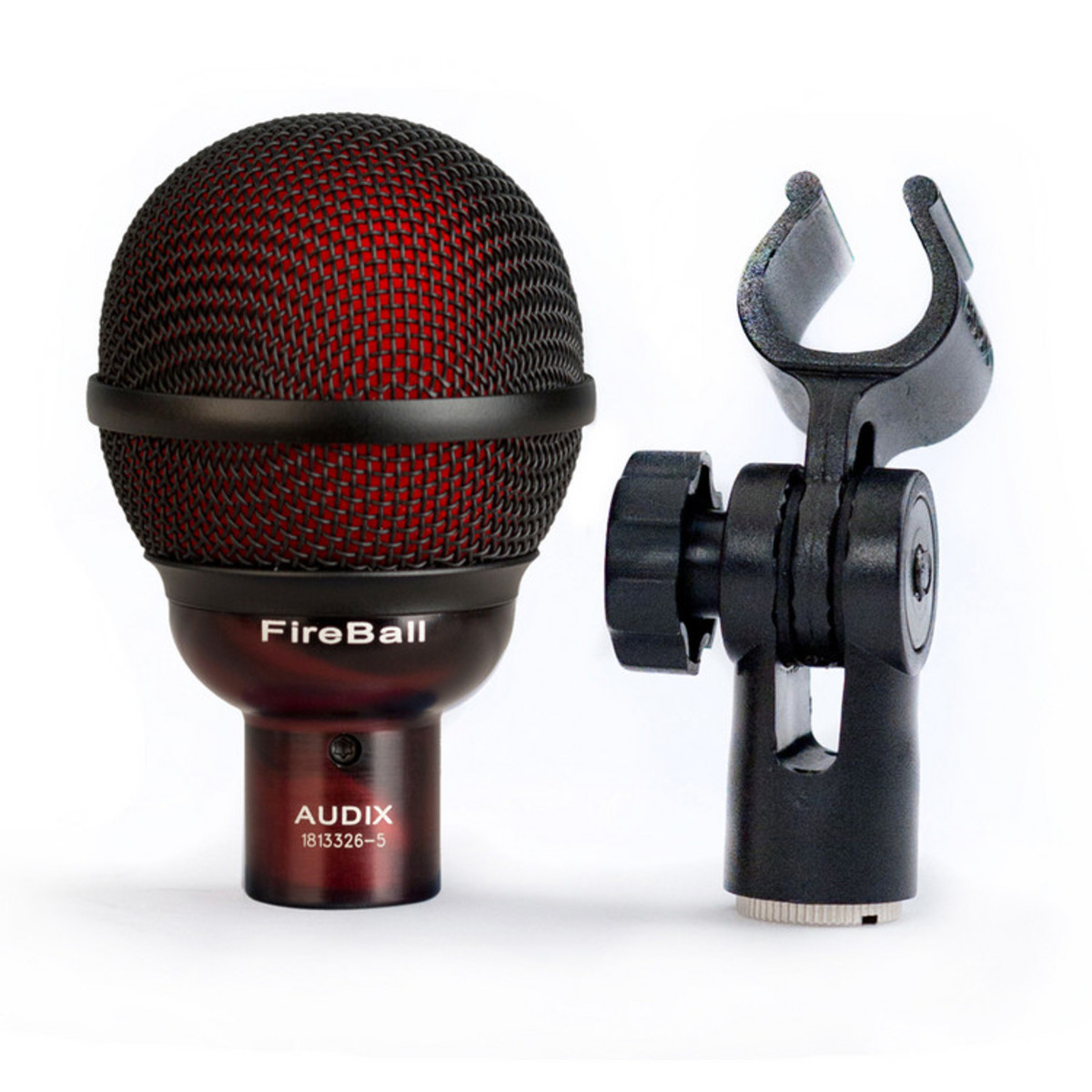 audix fireball dynamic cardioid ultra small microphone at. Black Bedroom Furniture Sets. Home Design Ideas
