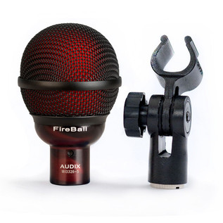 Audix Fireball Dynamic Cardioid Ultra Small Microphone