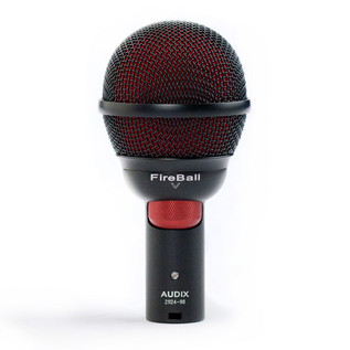 Audix Fireball Dynamic Cardioid Ultra Small Microphone w/ Volume Knob