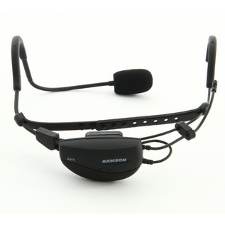 Samson AirLine 77 AH1/QV10E Headset Microphone and Transmitter E3