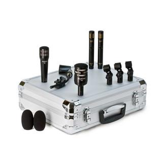 Audix D Series Drum Microphone Kit, DP QUAD
