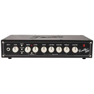 Fender Rumble 500 Bass Amp Head
