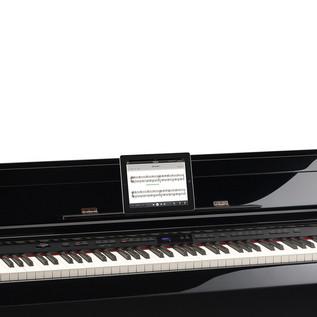 Roland DP-90S Digital Piano, Polished Ebony
