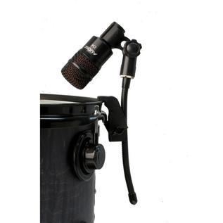Audix D-Vice Flexible Gooseneck Rim Mounted Clip