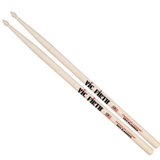 Vic Firth American Custom SD11 Slammer Drum Sticks, Wood Tip
