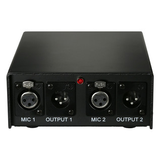 Audix APS2 Two Channel Phantom Power Supply