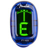 Fender metrov-1620 Kalifornia seria Clip-On Tuner, Blue Lake Placid