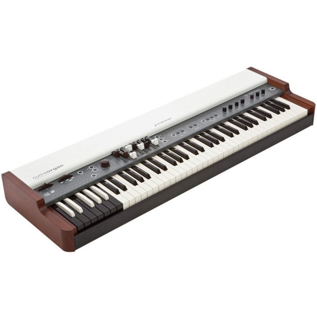 disc studiologic numa organ master midi controller at. Black Bedroom Furniture Sets. Home Design Ideas