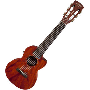 Gretsch G9126-ACE Ukulele, Acoustic-Cutaway-Electric With Gig Bag