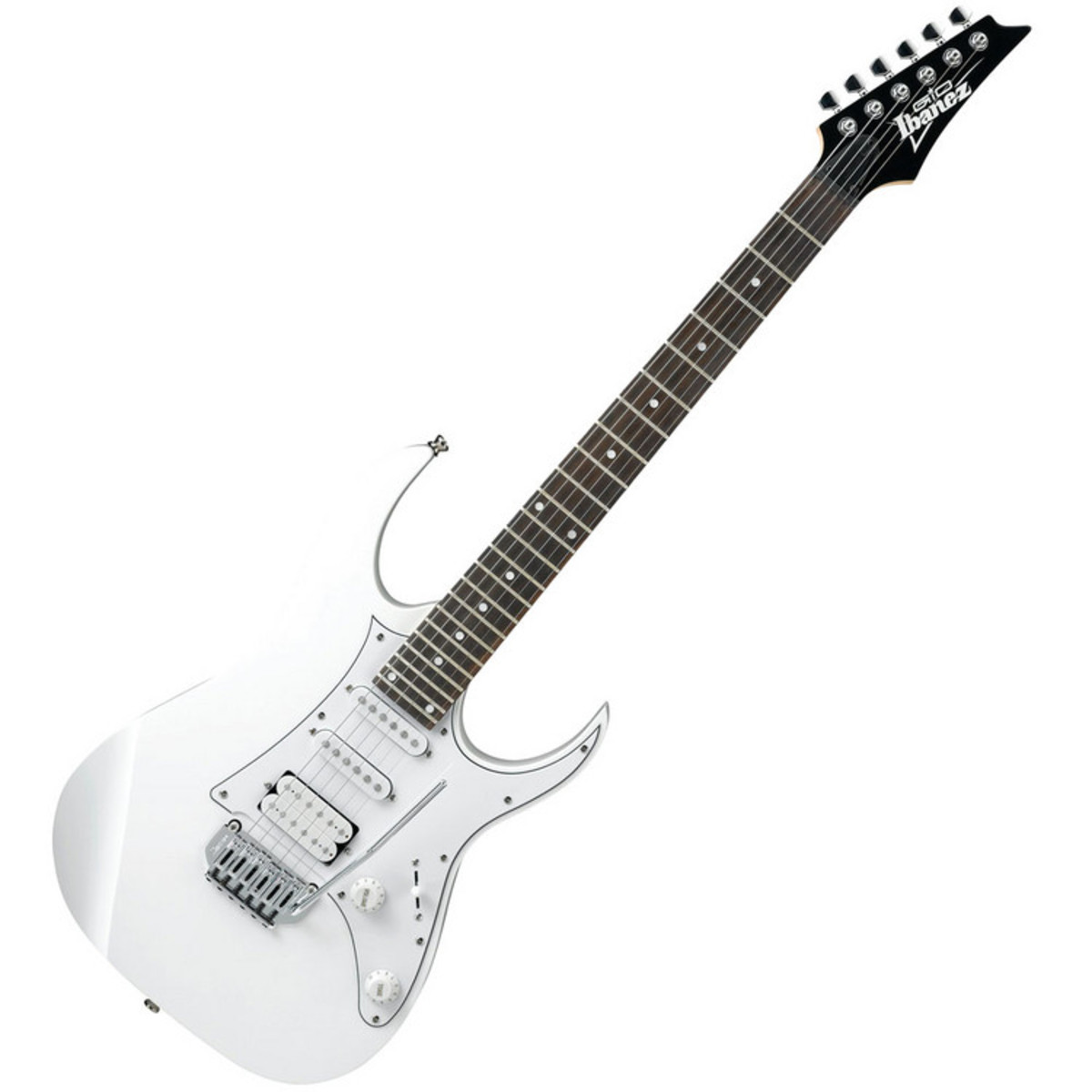 Cheap Ibanez GRG140 Electric Guitar, White