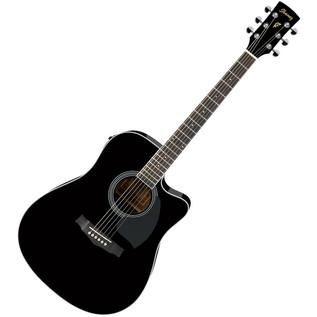 Ibanez PF15ECE-BK Acousitc Guitar