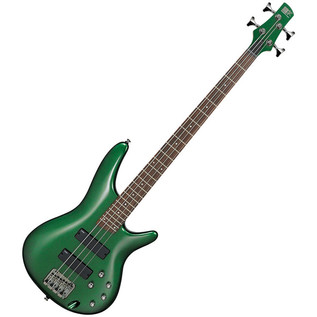 Ibanez SR300-MFT Bass Guitar, Metallic Forest