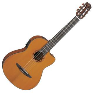 Yamaha NCX700C Classical Guitar, Natural
