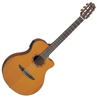 Yamaha NTX700C Classical Guitar, Natural