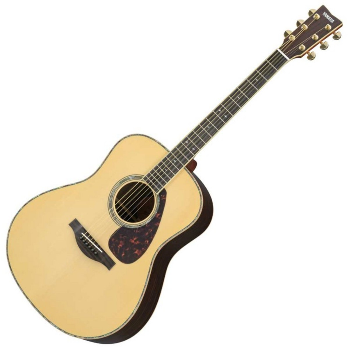 yamaha ll16d are acoustic guitar natural at