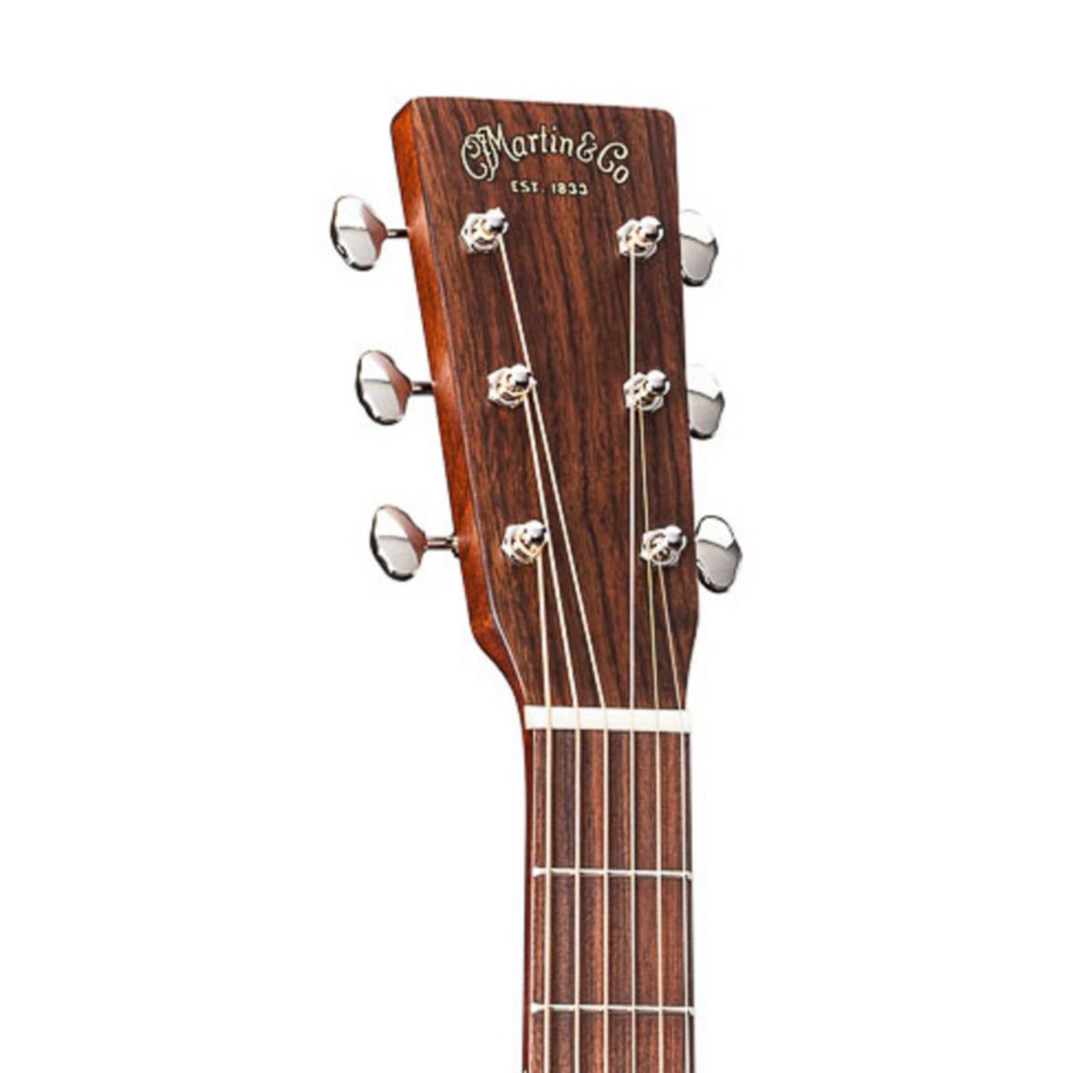 martin d 15m acoustic guitar mahogany burst top at. Black Bedroom Furniture Sets. Home Design Ideas