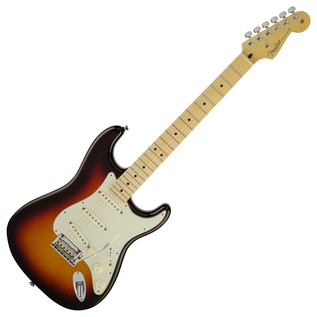 Fender American Deluxe Strat Plus, MN, Mystic 3-Color Sunburst
