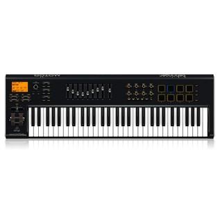Behringer Motor 61 USB/MIDI Master Controller Keyboard