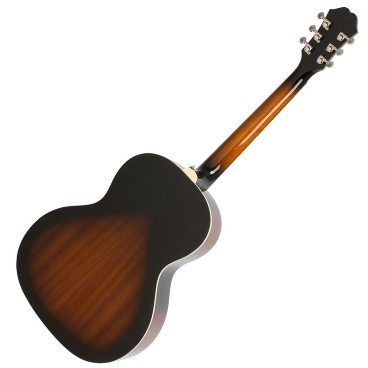 epiphone el 00 pro electro acoustic guitar sunburst nearly new at. Black Bedroom Furniture Sets. Home Design Ideas