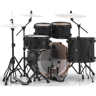 Mapex Mars 529 Rock 22in Shell Pack, Nightwood