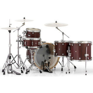 Mapex Mars 528 Crossover Retro Fusion 22in Shell Pack, Bloodwood